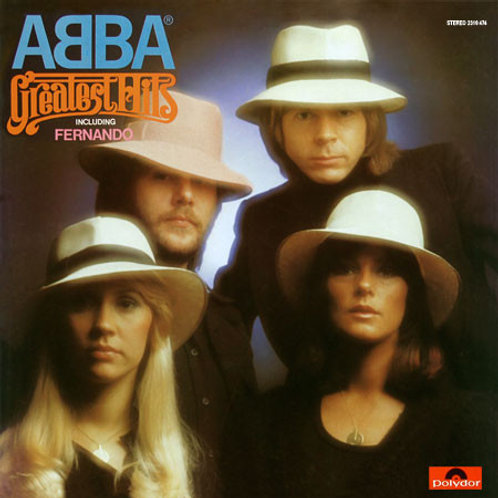 ABBA ‎– Greatest Hits Including Fernando