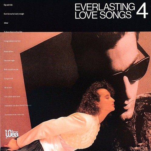 Various ‎– Everlasting Love Songs 4