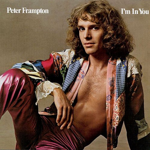 Peter Frampton ‎– I'm In You(全新打口碟)