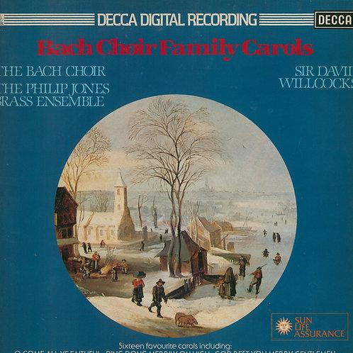 Bach Choir Family Carols