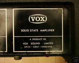 Vox Supreme VSL Logo