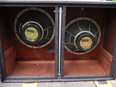 Gibson Mercury Cabinet