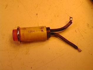 Gibson Mercury Indicator