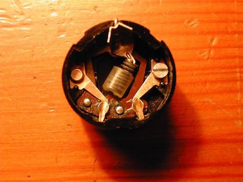 Bird Golden Eagle 2/15 Mains Switch Internals 2