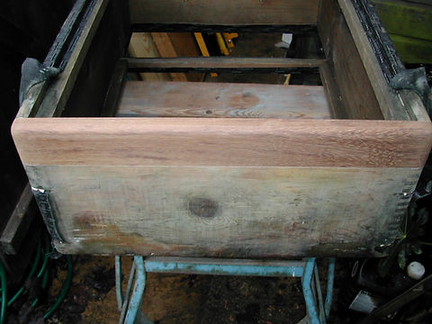 Gretsch Pro Bass 6170 Cabinet Repair