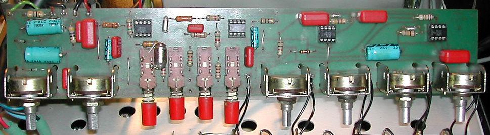 Watkins WEM Copicat IC300 Main Board
