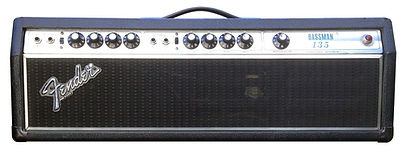 Fender 135 front view