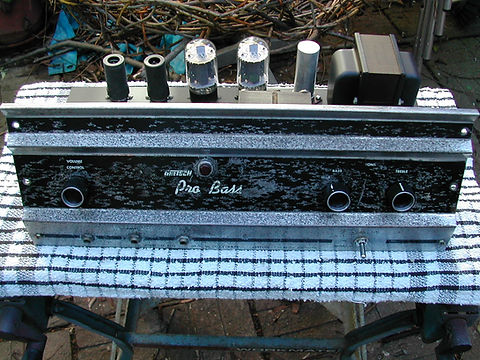Gretsch Pro Bass Chassis 1