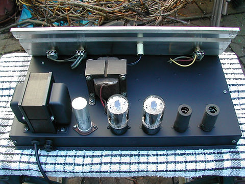 Gretsch Pro Bass Chassis 2