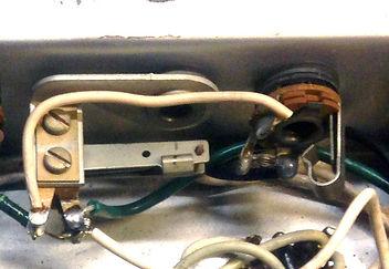 Fender Bassman 135 speaker sockets