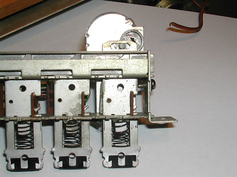 Bird Golden Eagle 2/15 Push Switch Assembly 1