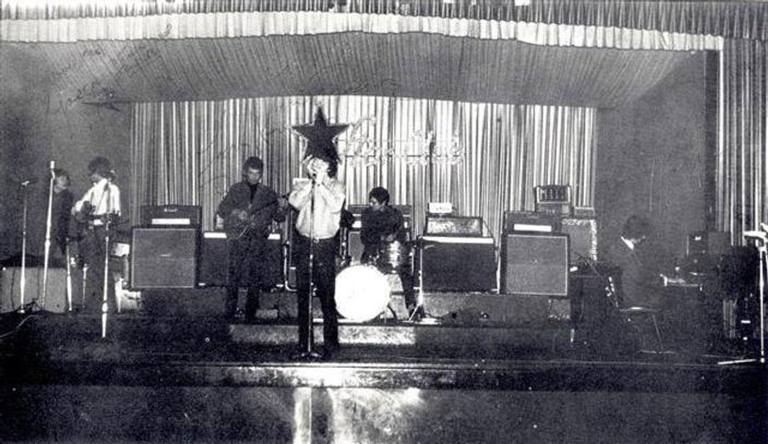 Gibson Mercury The VIPs