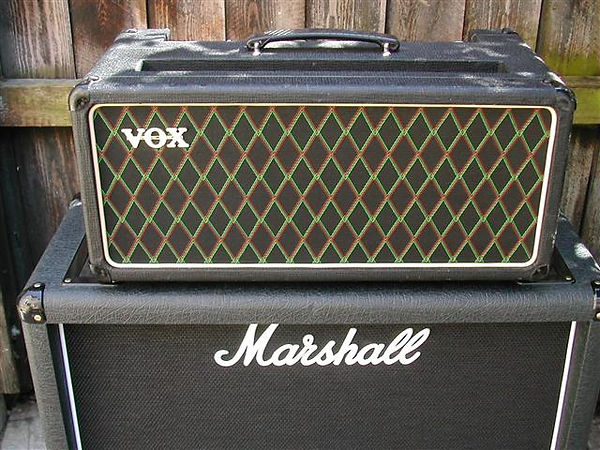Vox AC50 Front View