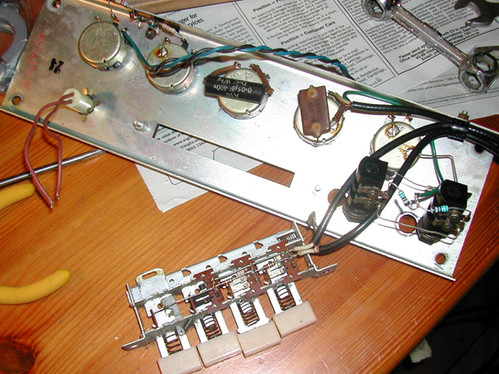 Bird Golden Eagle 2/15 Switch Panel