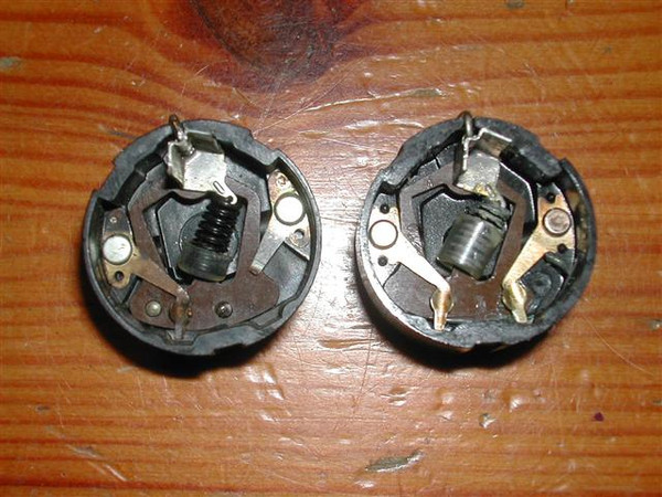 Bird Golden Eagle 2/15 Mains Switch Internals