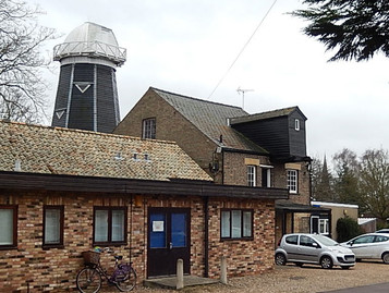 Chesterton (French's) Mill February 2016
