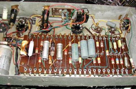Selmer Twin Selectortone power section