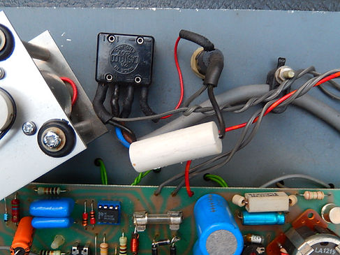 Watkins Copicat IC400 Varispeed mains switch