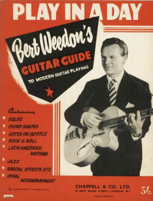 Bert Weedons Guitar Guide