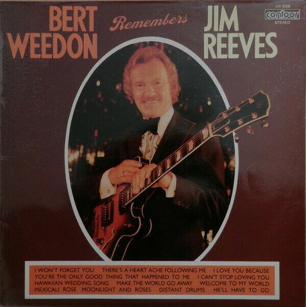 Bert Weedon Remembers Jim Reeves SA-90.j