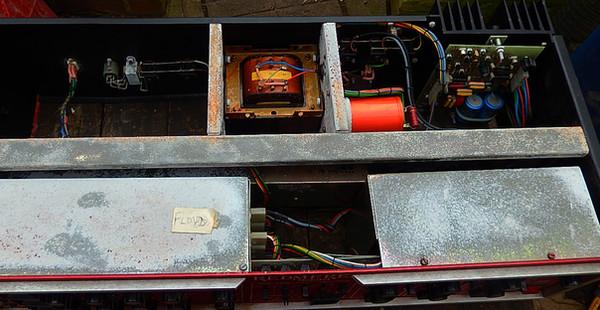 Redmere Soloist Corrosion