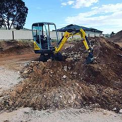 mount barker excavator hire