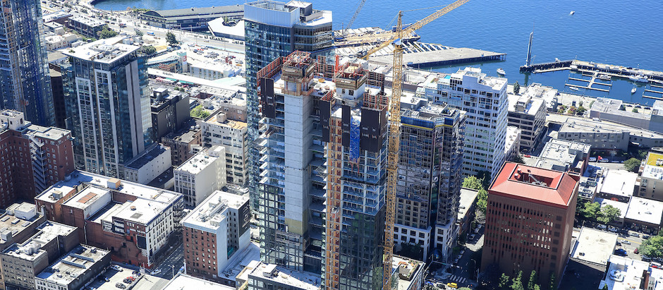 EB-5 investment project in downtown Seattle reaches major milestone