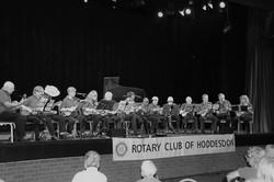 Ware Ukulele Group Rotary Hoddesdon