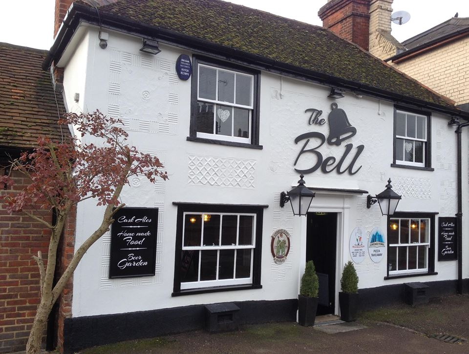 The Bell Open Mic
