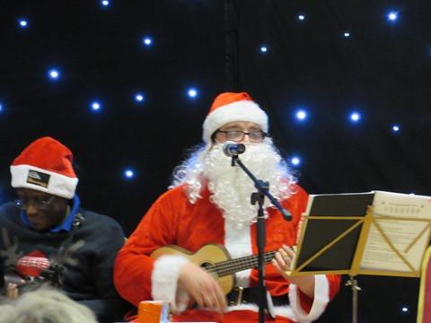 Ware Ukulele Group Christmas Concert 2018
