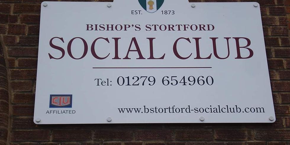 Live at Bishops Stortford Social Club
