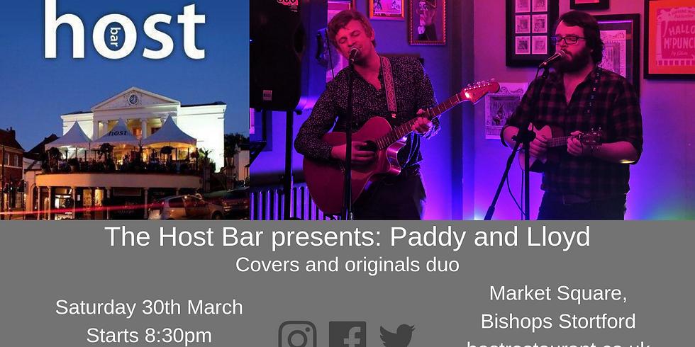 Live Music at The Host, Bishops Stortford