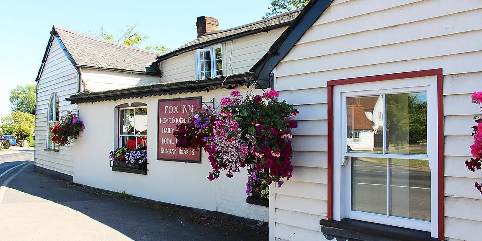 The Fox Inn Beer Festival