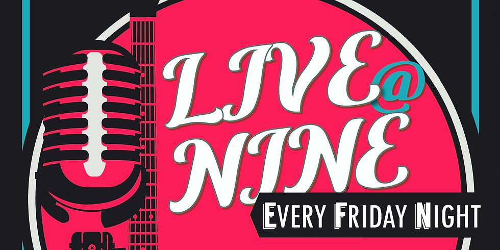 Live @ Nine