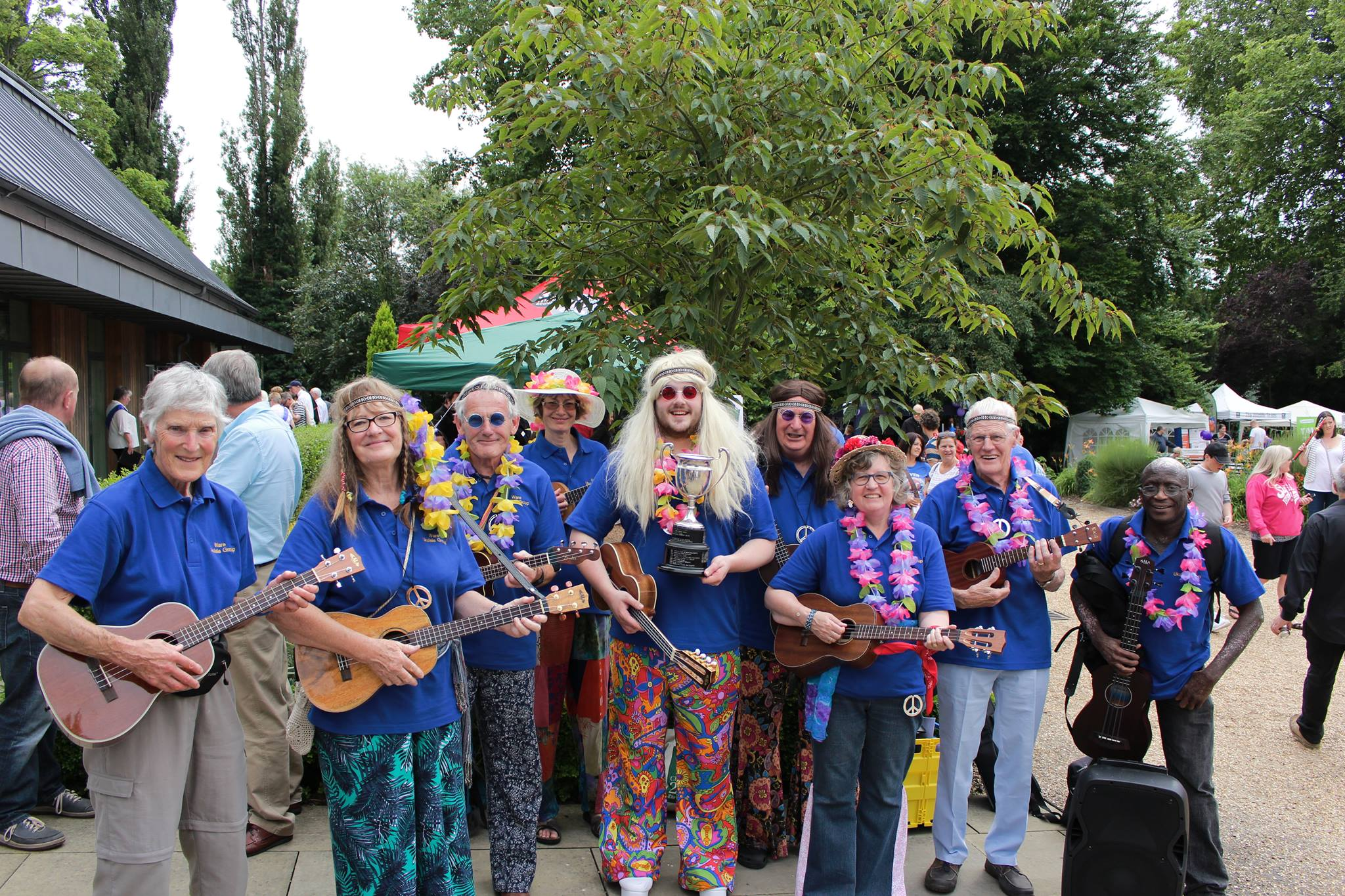 Ware Ukulele Group Carnival 2017