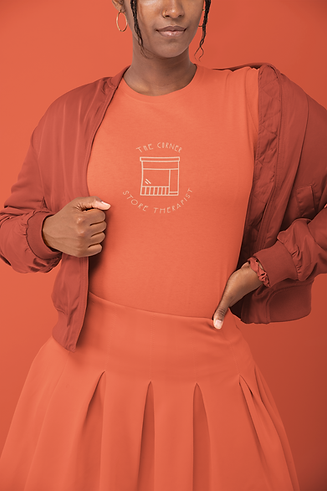 t-shirt-mockup-of-a-woman-in-a-monochrom
