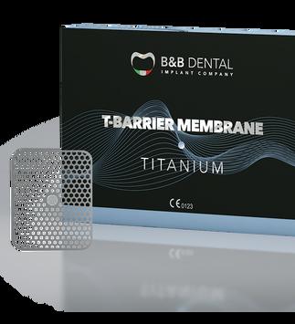 TITANIUM T-BARRIER MENBRANE
