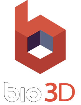 Bio 3D Logo
