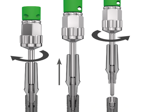 How does the Extraction Tool work?