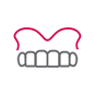 Design and produce dentures easily icon.
