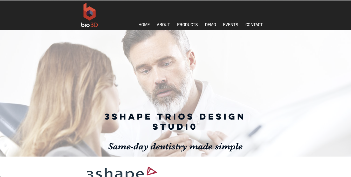 Bio3d   3Shape   Design Studio