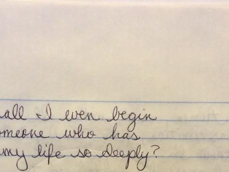 Teenage Poetry