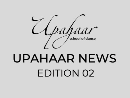 Upahaar NEWS Edition 2 : June 2020