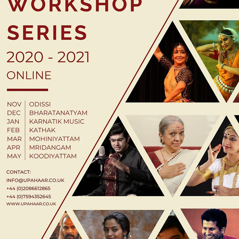 Upahaar Workshop Series 2020-21