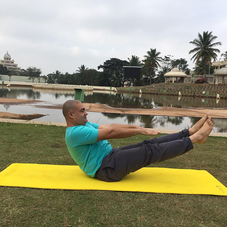Yoga Trial Class