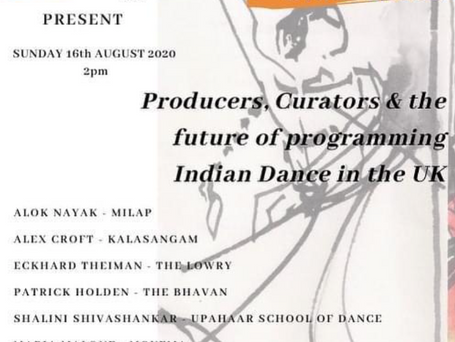 Online Panel Discussion : Producers & Curators