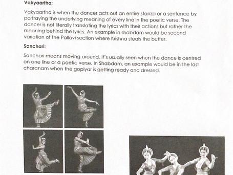 Student Article: Padaartha, Vakyartha & Sanchari