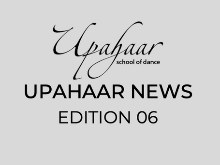 Upahaar NEWS Edition 6 : February 2021