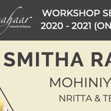 Mohiniyattam by Smitha Rajan