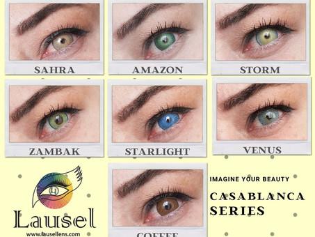Lausel Lens Yeni Renkleriyle Karşınızda